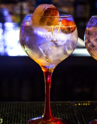 gin tonic hibiscus new